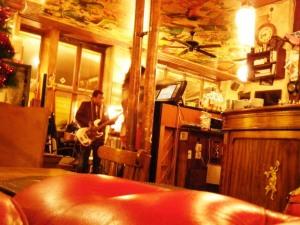Jazz at La Tabarin.