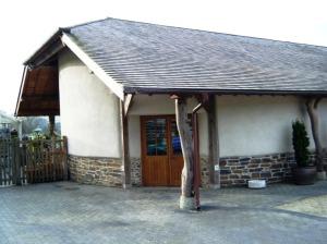 The Duchy Nursery cafe, created by local craftsmen.