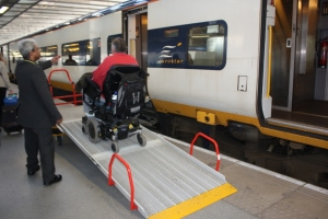 Eurostar, our favourite way to travel - other than on board 'Endellion' of course.