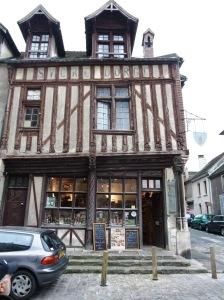The Moret barley sugar shop established in 1638.