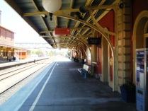Lovely old station buildings, Goulburn.