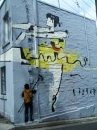 Graffiti Surry Hills