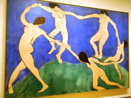 MoMA Dance by Matisse