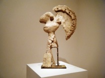 MoMA Head of Warrior by Picasso