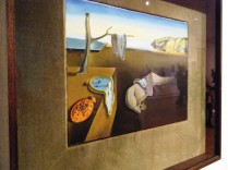 MoMA Persistence of Time by Dali
