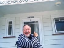 Stewart at motel room Shepherd2