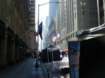 Street market on Lexington